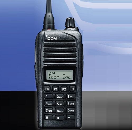 艾可慕IC-F4230DT数字对讲机