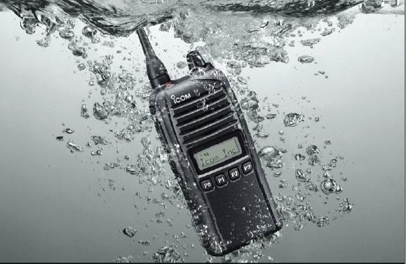 IC-F3230DT手持对讲机